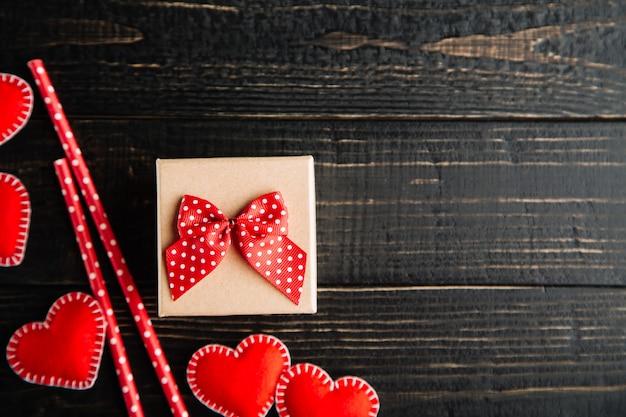 Walentynki tło Premium Zdjęcia