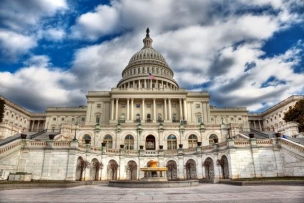 Washington Dc Capitol Hdr Darmowe Zdjęcia
