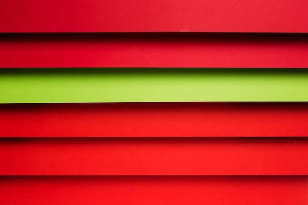 Widok Z Góry Asortyment Kolorowych Arkuszy Papieru Darmowe Zdjęcia