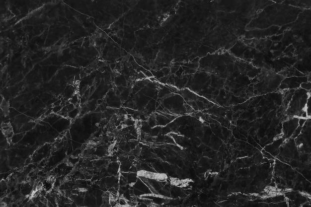 Widok Z Góry Czarny Szary Marmur Tekstura Tło, Naturalne Płytki Kamienne Podłogi Premium Zdjęcia