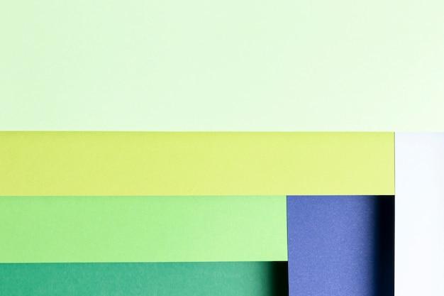 Widok z góry fajne kolory wzór zbliżenie Darmowe Zdjęcia