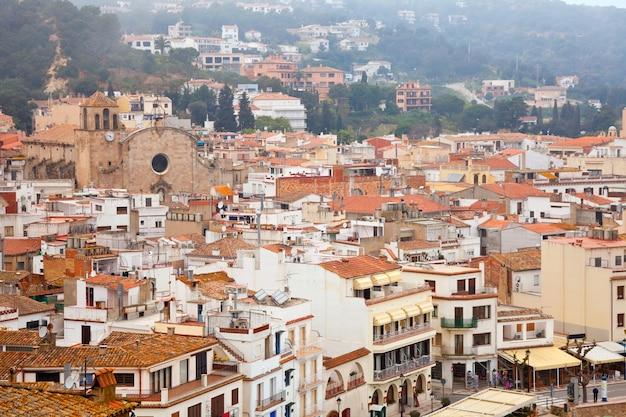 Widok Z Góry Na Miasto Europejskie Darmowe Zdjęcia