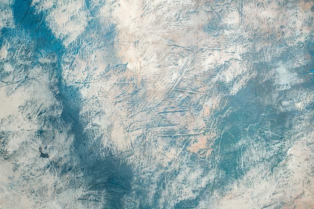 Widok Z Góry Niebieskie Białe Tło Kopia Przestrzeń Darmowe Zdjęcia