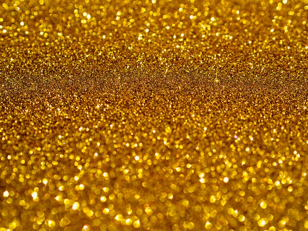 Widok Z Góry Złoty Brokat Tło Darmowe Zdjęcia