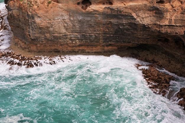 Wielka Ocean Droga, Ocean Indyjski, Australia Premium Zdjęcia