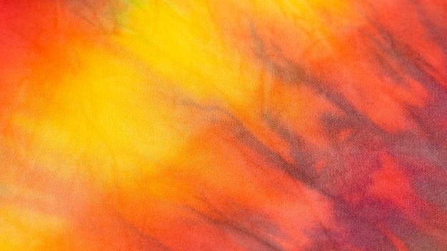 Wielobarwna Tkanina Tie-dye Darmowe Zdjęcia