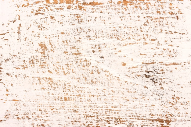 Wietrzejący stary biały drewniany tło Premium Zdjęcia