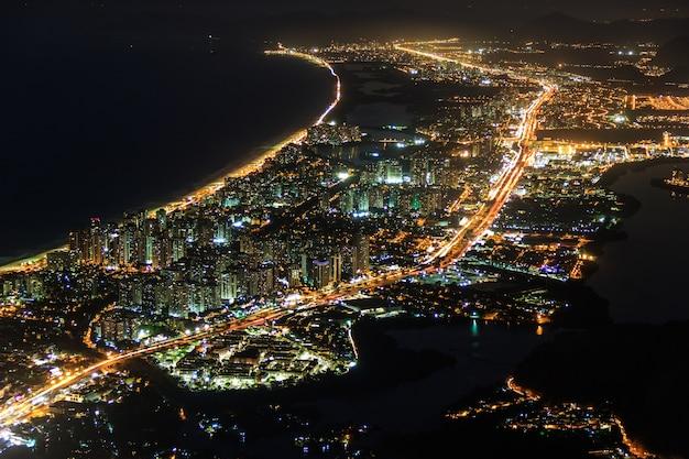 Wizualna ścieżka Kamienia Givea W Rio De Janeiro Premium Zdjęcia