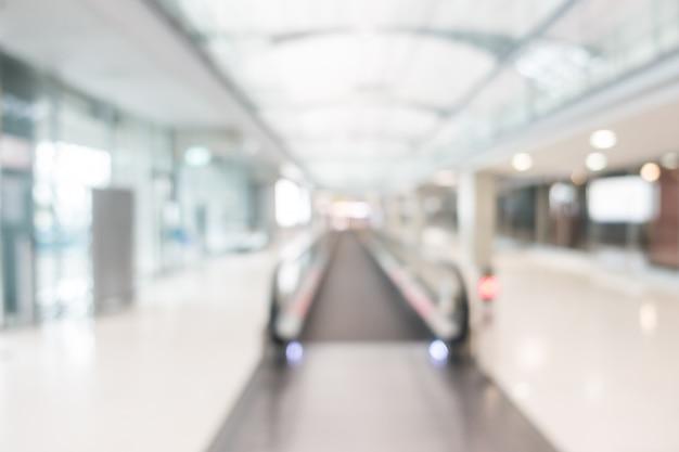 Wnętrze Lotniska Rozmycie Streszczenie Darmowe Zdjęcia