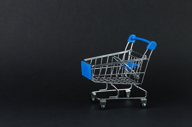 Wózek na zakupy z zabawkami Darmowe Zdjęcia