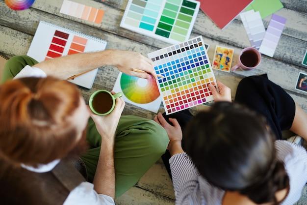 Wybór Kolorów Darmowe Zdjęcia