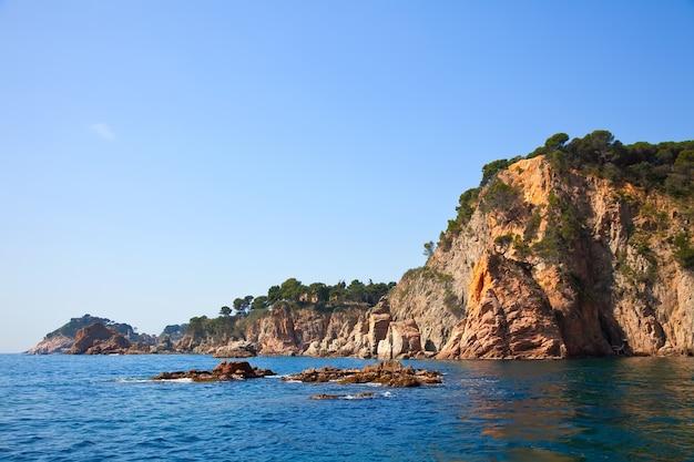 Wybrzeże Costa Brava Darmowe Zdjęcia