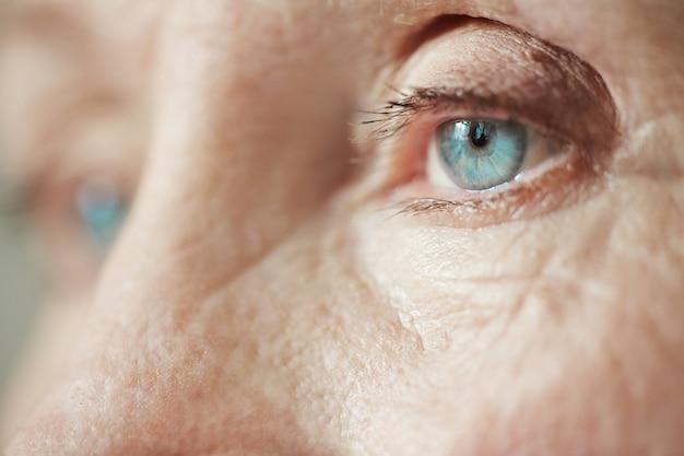 Wygląd Starej, Samotnej Kobiety Darmowe Zdjęcia