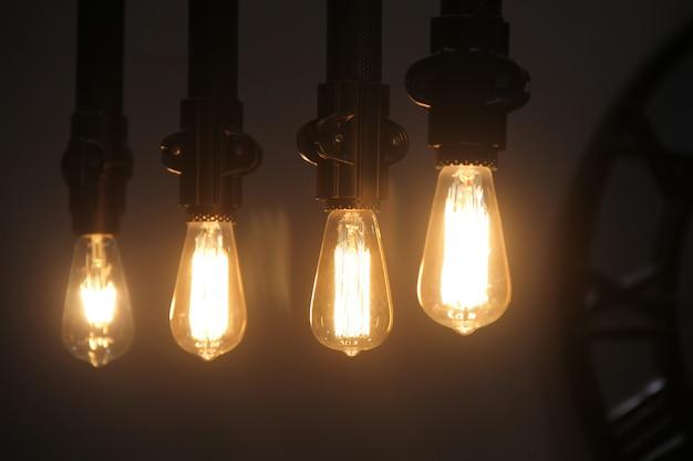 Wyjątkowa kolekcja świateł Premium Zdjęcia