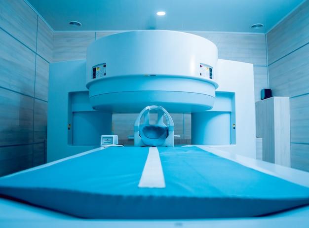Wyposażenie Medyczne. Pokój Mri W Szpitalu. Premium Zdjęcia