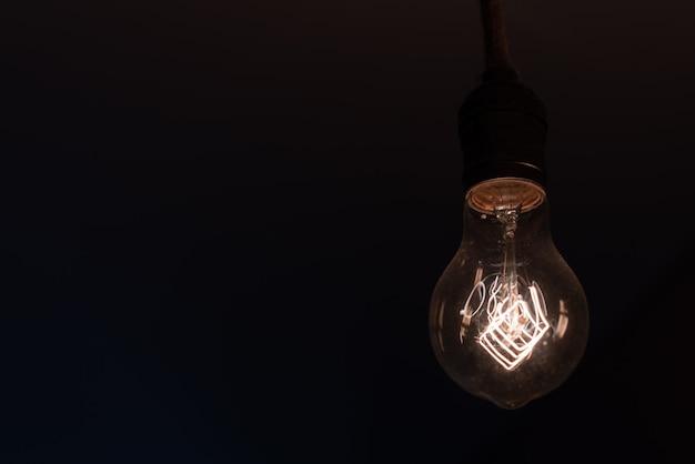 Wystrój oświetlenia Premium Zdjęcia