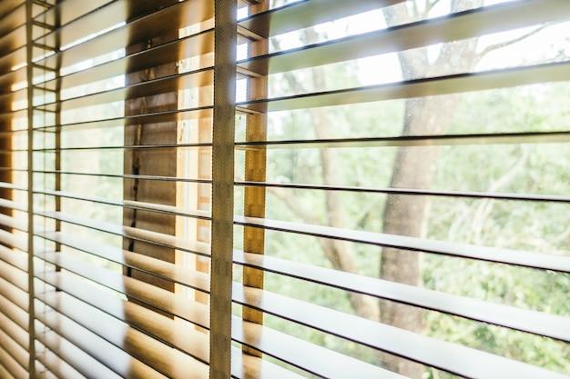 Wystrój wewnętrzny ślepy zbliżenie Darmowe Zdjęcia