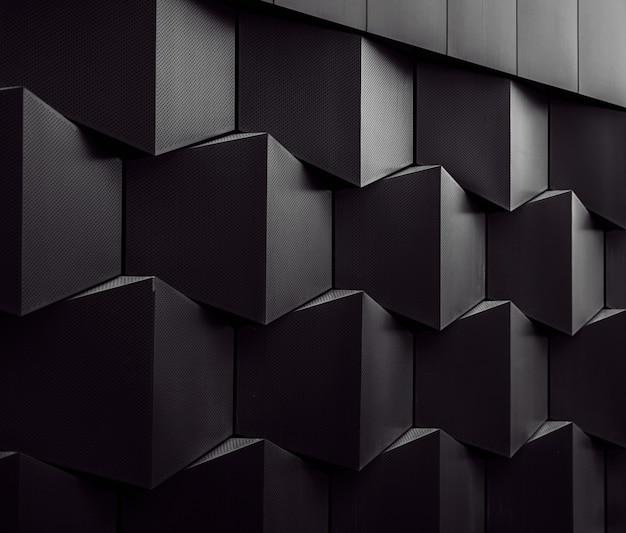 Wzór Architektoniczny ściany Premium Zdjęcia