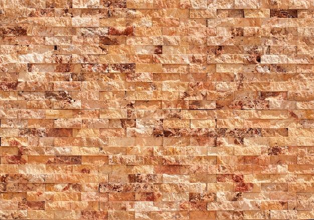 Wzór ściany Z Cegieł. Premium Zdjęcia