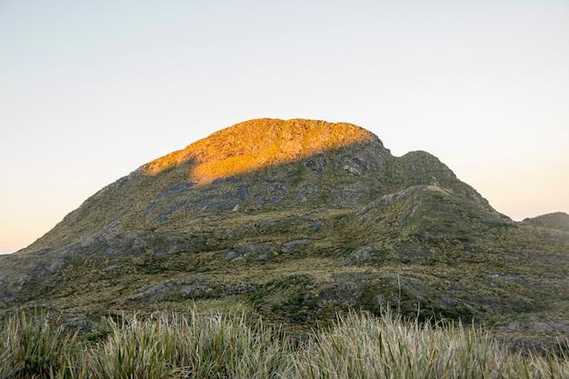 Z Cienkiego Górskiego Toru W Brazylii Premium Zdjęcia