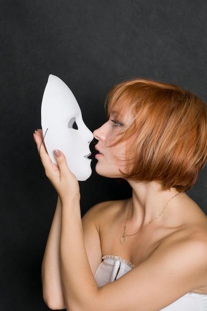 Z maską Darmowe Zdjęcia