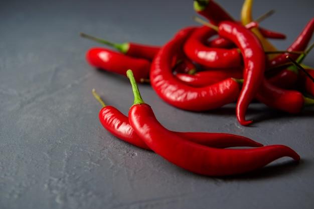 Zakończenie Czerwonej Chili Pieprze Darmowe Zdjęcia