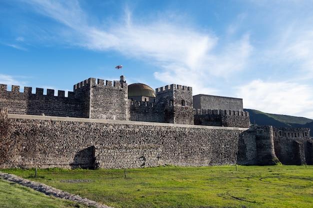 Zamek Rabati, Zabytek W Gruzji Premium Zdjęcia