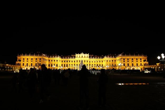 Zamek schonbrunn w wiedniu Darmowe Zdjęcia