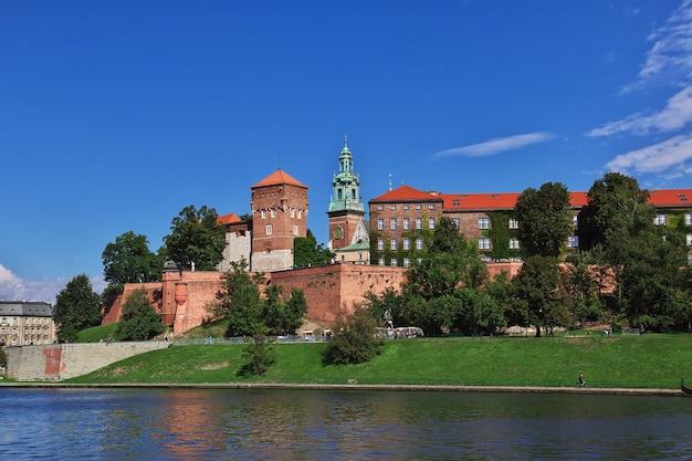 Zamek W Krakowie, Polska Premium Zdjęcia