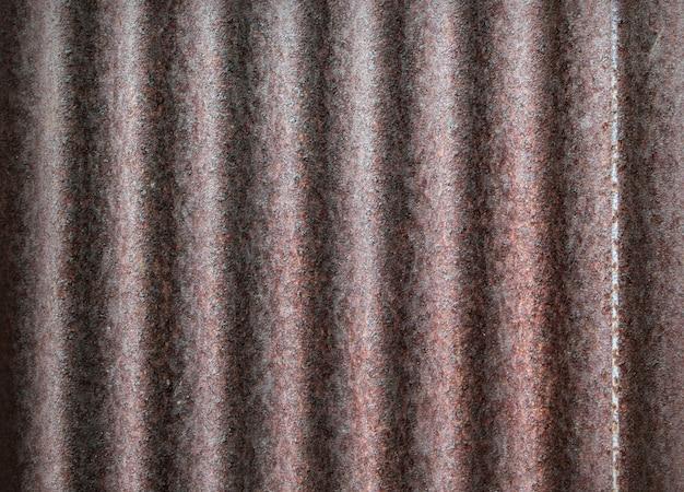 Zardzewiały stary tekstura powierzchni cynku Premium Zdjęcia
