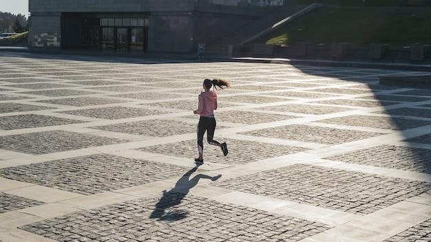 Zawodnik bez szans biegać plenerowy Darmowe Zdjęcia