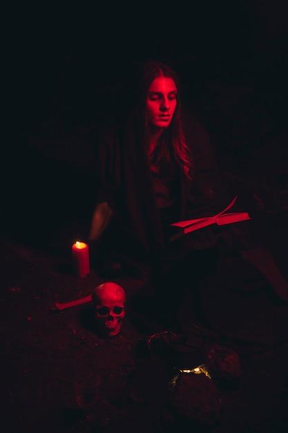 Zawodnik bez szans czerwone światło portret mężczyzny Darmowe Zdjęcia