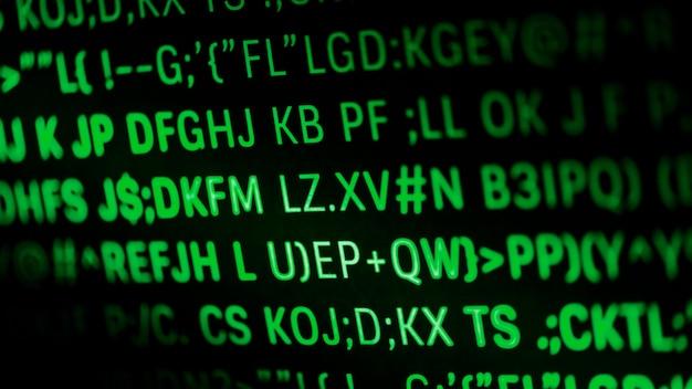 Zbliżenie Programowania Kodu I Języka Darmowe Zdjęcia