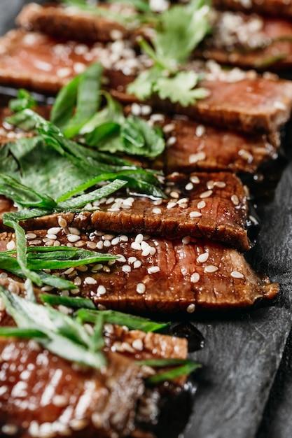 Zbliżenie: Skład Japoński Posiłek Darmowe Zdjęcia