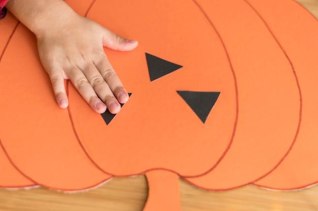Zbliżenie Układu Halloween Darmowe Zdjęcia
