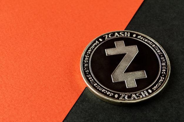 Zcash To Nowoczesny Sposób Wymiany I Rynków Internetowych Premium Zdjęcia