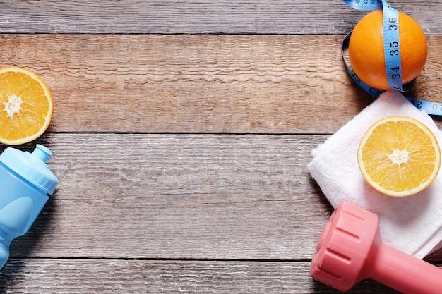 Zdrowa Kompozycja Z Owocami I Smartfonem Darmowe Zdjęcia