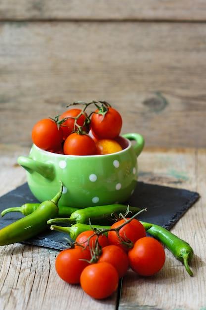 Zdrowe jedzenie Premium Zdjęcia