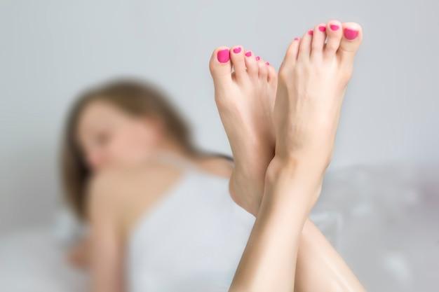 Kobiece stopy Stópkowa Galeria