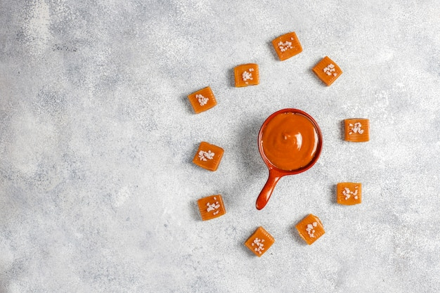 Zdrowe Pyszne Domowe Cukierki Karmelowe Darmowe Zdjęcia