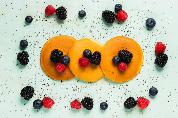 Zdrowe Składniki Na Smaczne śniadanie Darmowe Zdjęcia