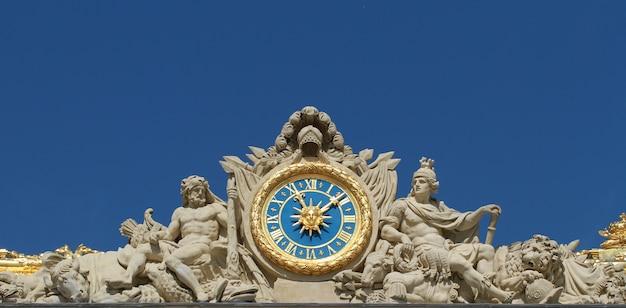 Zegar versailles Premium Zdjęcia