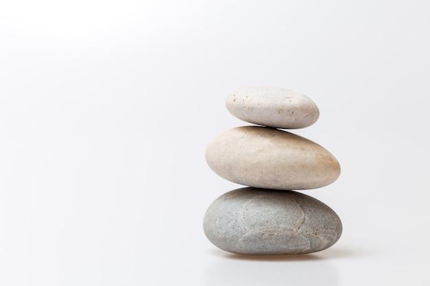 Zen Kamień Na Tle Spa Premium Zdjęcia