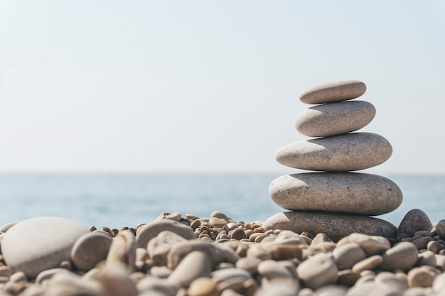 Zen Relaks Tło Premium Zdjęcia
