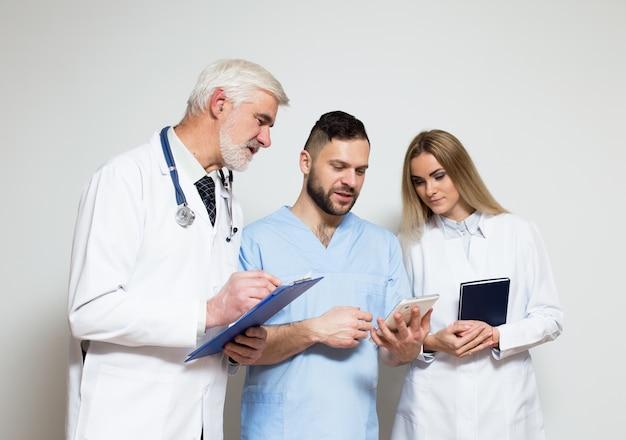 Zespół Chirurgiczny Zespół Medyczny Młodych Tłem Darmowe Zdjęcia