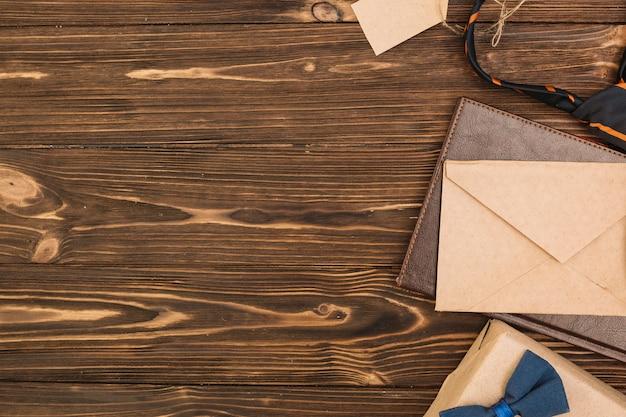 Zestaw akcesoriów listowych i męskich Darmowe Zdjęcia