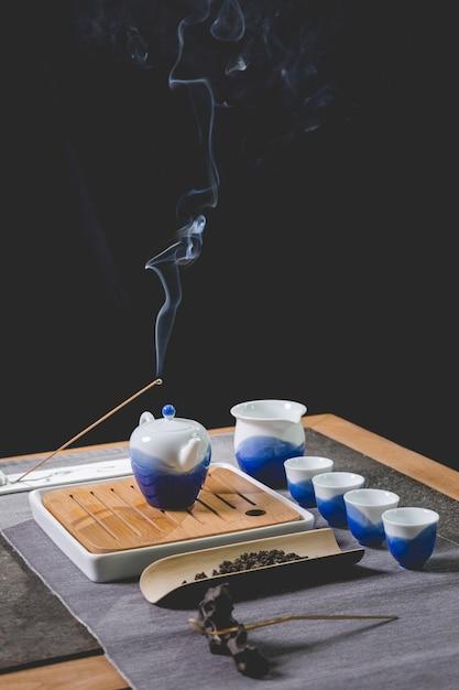 Zestaw Do Chińskiej Herbaty Darmowe Zdjęcia
