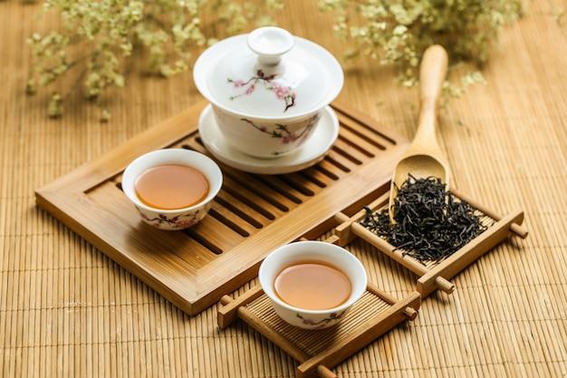 Zestaw do herbaty Darmowe Zdjęcia