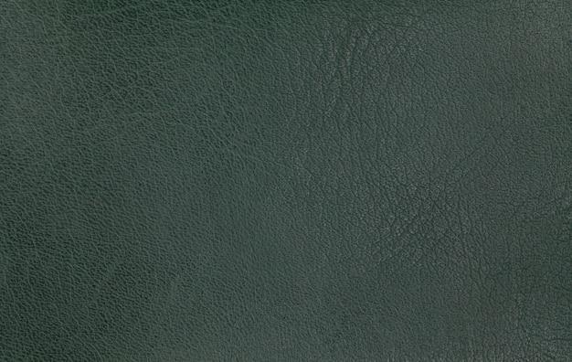 Zielona Skóra Tekstura Premium Zdjęcia