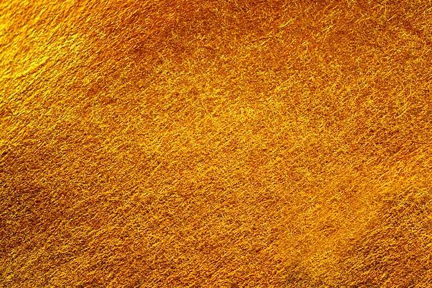 Złoty brokat tekstura tło Premium Zdjęcia